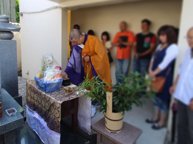 法願寺合同供養会